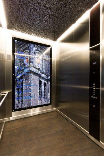 The Flow Houthavens - Lift - Barwerd van der Plas